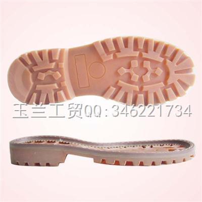 劳保、户外底、工作鞋专用RB底e-8605