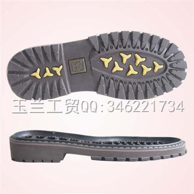 劳保、户外底、工作鞋专用RB底e-8609