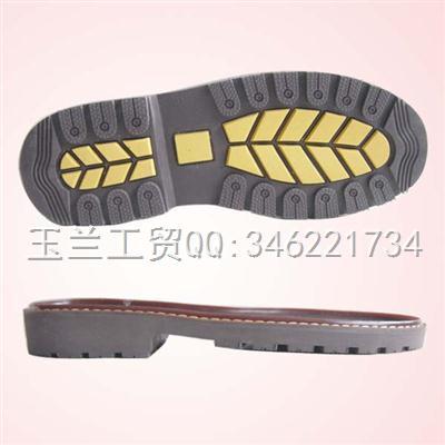 劳保、户外底、工作鞋专用RB底e-8850
