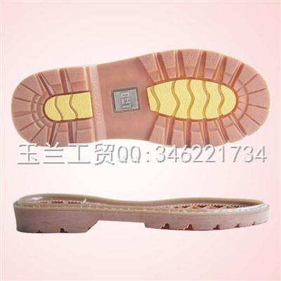 劳保、户外底、工作鞋专用RB底e-8857