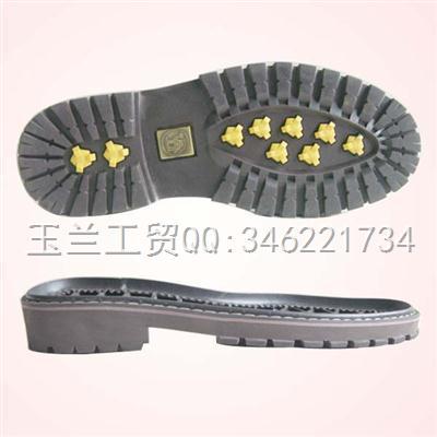 劳保、户外底、工作鞋专用RB底e-8874