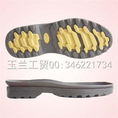 劳保、户外底、工作鞋专用RB底e-8936