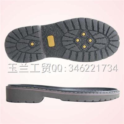 劳保、户外底、工作鞋专用RB底e-9092