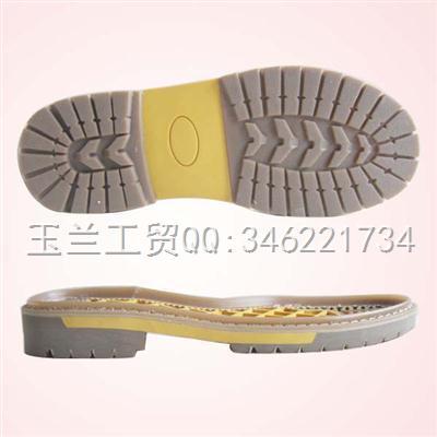 劳保、户外底、工作鞋专用RB底e-9869