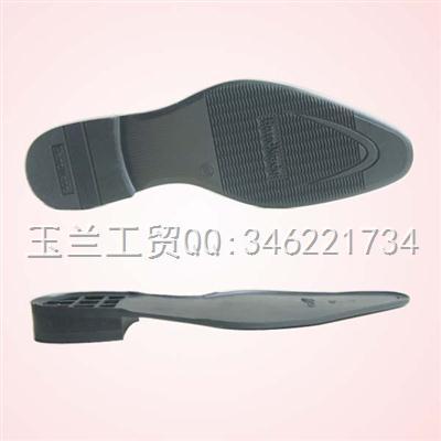 PVC成型底N-T109外销男款