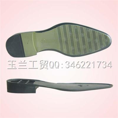 PVC成型底N-T111外销男款