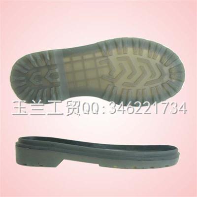 透明PVC 成型底22571/36-40.5#女款