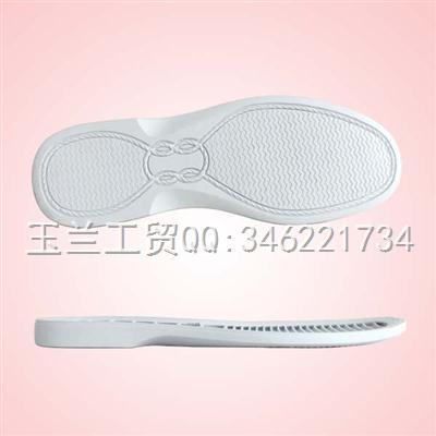 PVC成型底N-011420/31-39#/40-42-44#外销男款