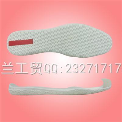 RB橡胶E-21168/38-43#男成型底