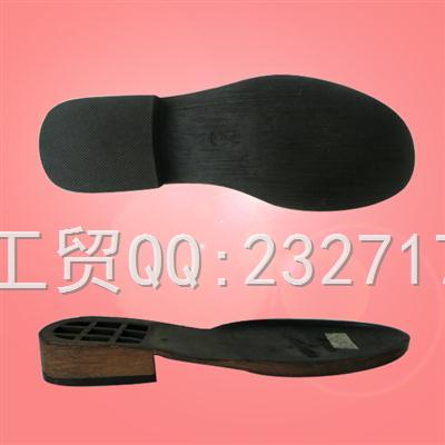 TPR成型底女款K-13018/36-41#