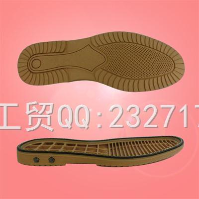 RB橡胶+贴条组合底C-5022/38-43#