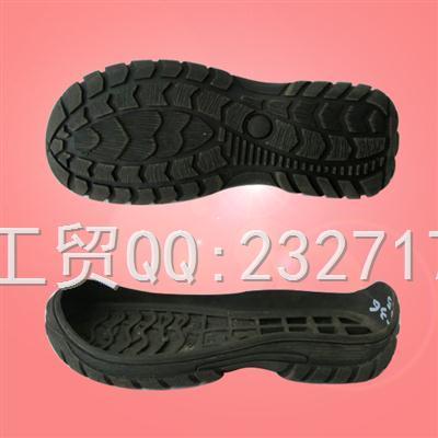 童鞋TPR休闲底K-1-8057/30-36#