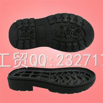 童鞋TPR成型底v-8829/25-37#