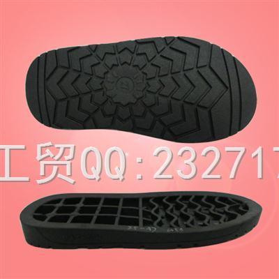 童鞋TPR棉鞋成型底v-8925-25-37#