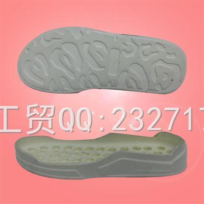 童鞋PU聚氨酯成型底v-16011/26-37#