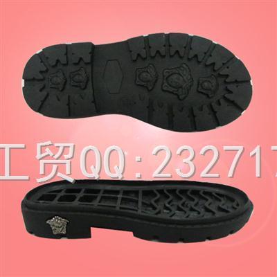 童鞋TPR成型底v-20717/26-37#