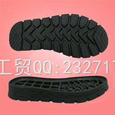 童鞋TPR成型底v-80001/26-37#