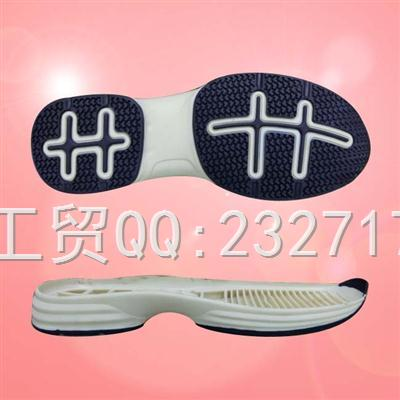 TPR成型底休闲男款F-5550/38-43#