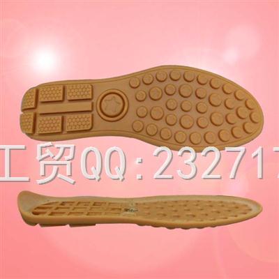 RB橡胶豆豆休闲成型底男款1056-6A087/38-43#
