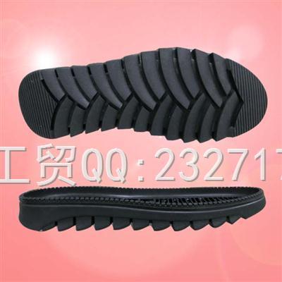 RB橡胶成型底男棉鞋款G-A3032/38-44#