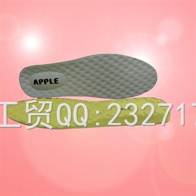PU革+超纤仿猪皮鞋垫(可定制)