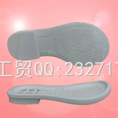童鞋底TPR成型底K-7610/26-36#