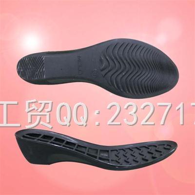 TPU成型外销欧系0100-2795/36-43#(5mm)
