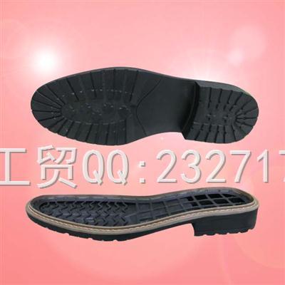 TPR外销美线1006-1933/7-13#(8.46mm)绅士休闲鞋底