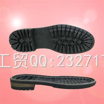 TPR外销美线1087-15033#(8.46mm)绅士休闲鞋底