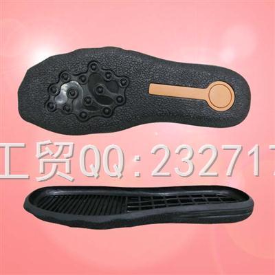 时尚休闲运动系列RB橡胶R-23979/38.5-43.5成型底