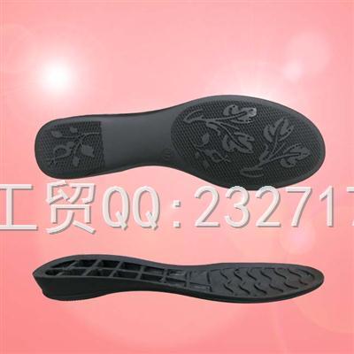 外销欧线TPR休闲户外女款066-8666/36-43#(5mm)成型底系列