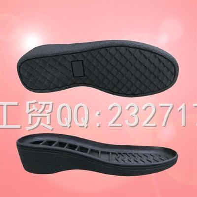 外销欧线TPR休闲户外女款066-9001/37-42#(5mm)成型底系列