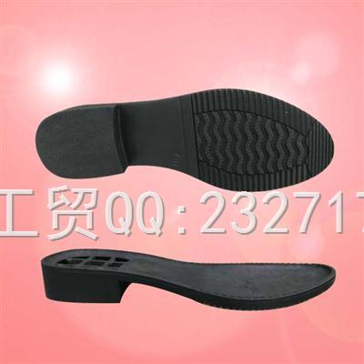 外销欧线TPR休闲户外女款066-9113/36-41#(5mm)成型底