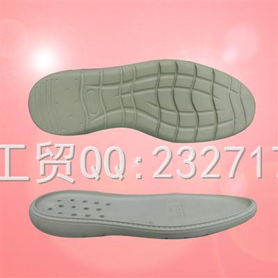 流行休闲运动户外MD男款50506/38.5-43.5#成型底