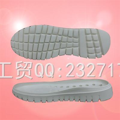 流行EVA发泡男款k-161002/38-43#休闲运动鞋底