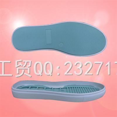 童鞋底RB橡胶成型056-B08-1/26-38#运动系列