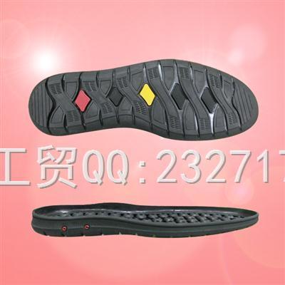 流行RB橡胶运动休闲男款L-692538-43#