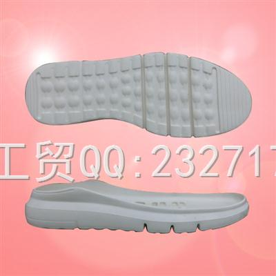 流行男款时尚休闲系列EVA发泡成型底k-16032/38-43#