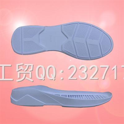 新款RB橡胶舒适休闲1060-F1522/35-39#成型底