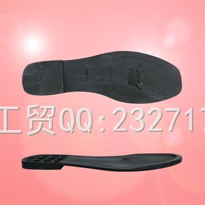 新款RB橡胶舒适休闲1060-F1591/35-39#成型底