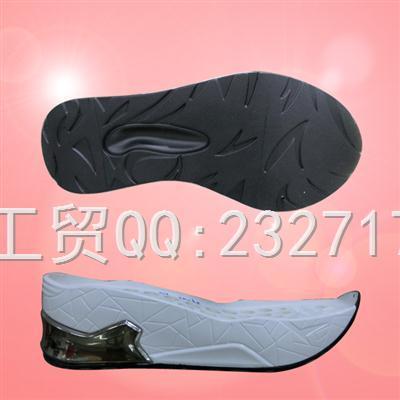 新款PU聚氨酯舒适休闲003-50063/35-39#成型底