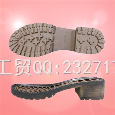 TPR女款休闲系列081-B16096/35-40#