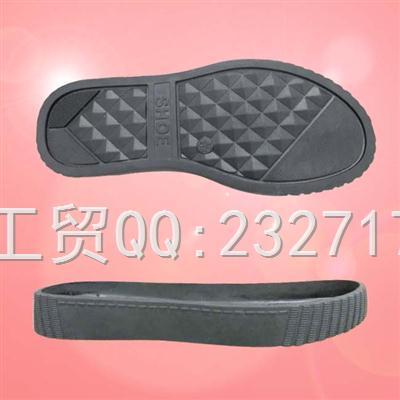 童鞋底系列RB橡胶1053-R003/26-39#
