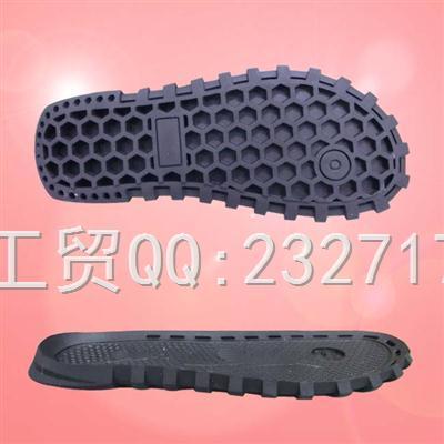 沙滩鞋男款RB橡胶组合AD-7501/38-43#