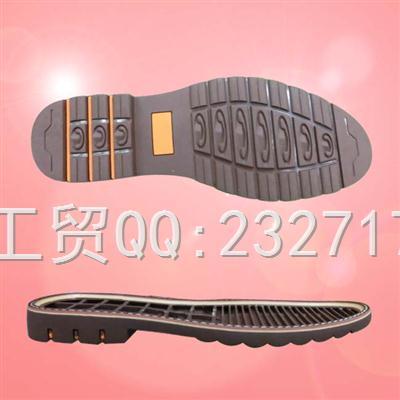 RB橡胶休闲男款E-31015/38-43#