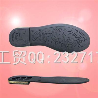TPR外销童鞋款Q-89500/31-36#(6.5mm)