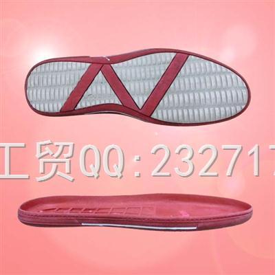 TPR外销男款Q-89919/35-45#(6.66mm)
