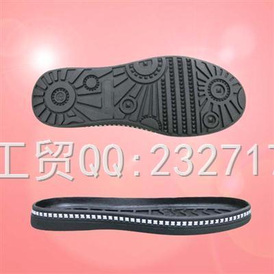 TPR外销童鞋款Q-89953/30-35#(6.5mm)