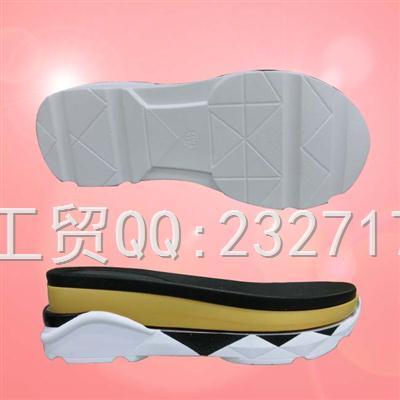 PU聚氨酯新款女凉鞋B-0212/35-40#
