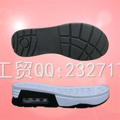PU聚氨酯新款女凉鞋B-17155/35-40#